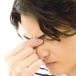 眼精疲労の改善