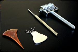 小児鍼の道具